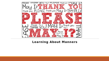 Manners and Safety