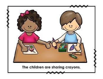 Manners in the Preschool Classroom