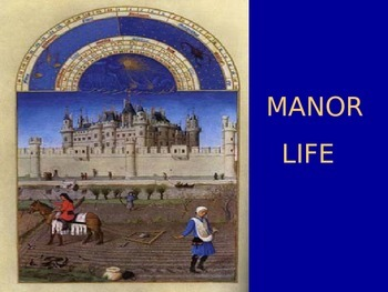 Manor Life in the Middle Ages