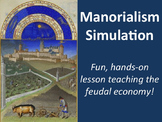 Manorialism Simulation