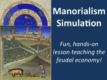 Manorialism Simulation