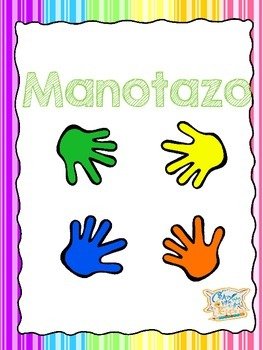 Manotazo/ Slap it! (SPANISH SIGHT WORDS)