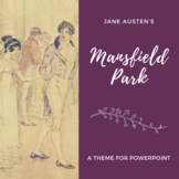 MANSFIELD PARK Theme for PowerPoint