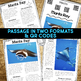 Manta Ray: Informational Article, QR Code Research & Fact Sort
