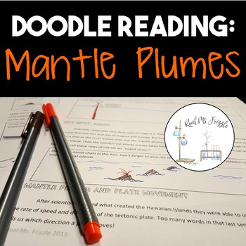 Mantle Plumes Doodle Reading