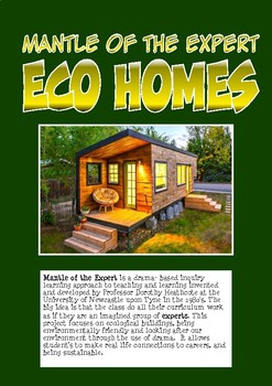 Inquiry Learning Unit - Enviro (Ecological Homes)
