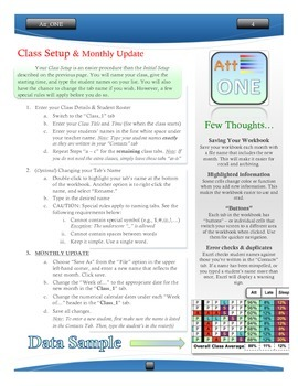 Manual Guide - Att_ONE Excel Workbook