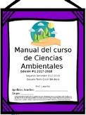 Manual de Ciencias Ambientales