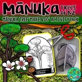 Manuka {New Zealand Trees Make & Do Activity Pack}