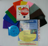 Many Colored Days scarf kit