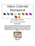 Many Colored Dinosaurs