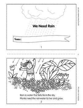 Many Kinds of Weather: Rainy Weather