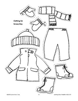 Many Kinds of Weather: What Should We Wear?
