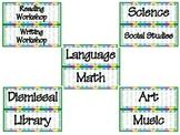 Many Many Classroom Labels