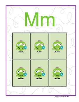 Many Merry Monsters: Letters, Sounds, Words - Mm