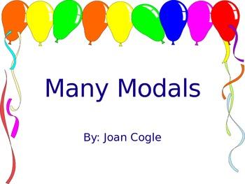 Many Modals