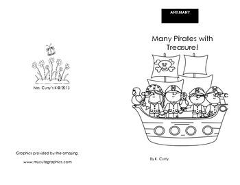 Many Pirates (any many reader)