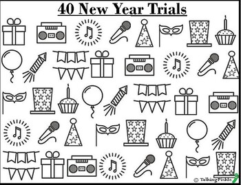 Many Speech Musts and a Happy New Year (NO PREP)