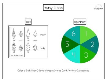Many Things December - Following Directions & Articulation