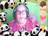 ManyCam Effects for Panda and Ice Cream Reward