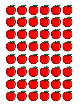 Manzanas Counting Mats