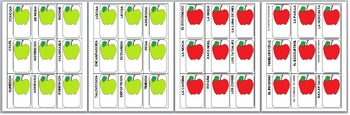 Manzanas con manzanas - Apples To Apples Game in Spanish