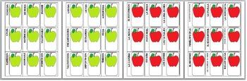 Manzanas con manzanas - Apples To Apples Game in Spanish