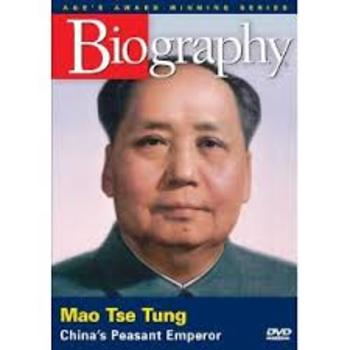 Mao Tse Tung: China's Peasant Emperor Biography fill-in-the-blank movie guide