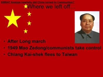 Mao Zedong (HERO OR VILLAIN) Common Core Reading-Debate-Activity Bundle
