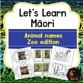 Maori Animal Activity pack