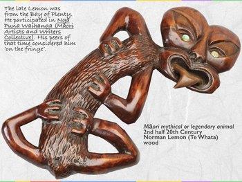 Maori Art - New Zealand - Pure Maori Style to Blended Style - Birth Maori Modern