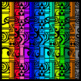 Maori Backgrounds Clip Art Set 2