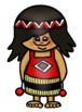 Maori Clip Art- Indigenous, Kiwiana or New Zealand