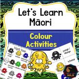 Maori Colours Ngā Tae
