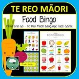 Te Reo Maori FOOD Bingo Game