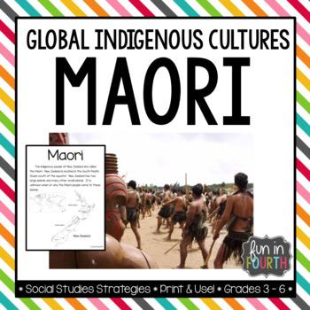 Maori: Global Indigenous Cultures Informational Article