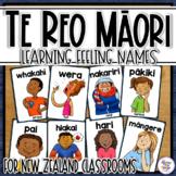 Te Reo Maori Language Resource Feeling Cards - for New Zea