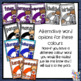 Maori (& Maori/English) Colour Posters for New Zealand Classrooms