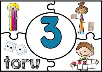 Maori Number Sense Puzzles