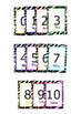Maori Numbers Zebra Pattern 0-10