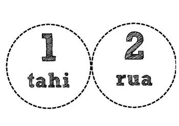 Maori Numbers to 20
