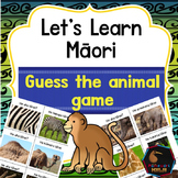Maori animal game
