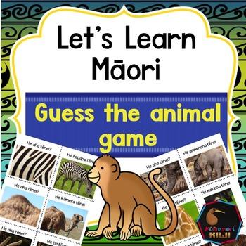 Maori animal game