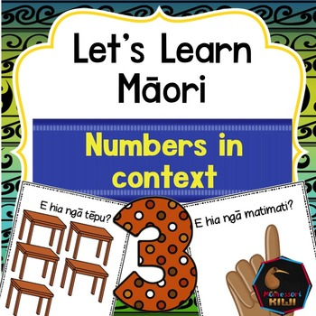 Maori numbers and counting