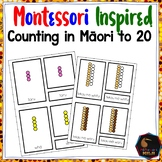 Maori numbers (Montessori Inspired)