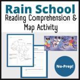 "Map Activity for ""Rain School"""