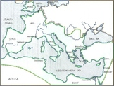 Map: Ancient Rome