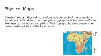Map Basics (PowerPoint)