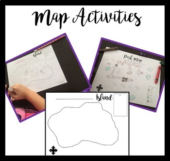 Map Comprehension Activity