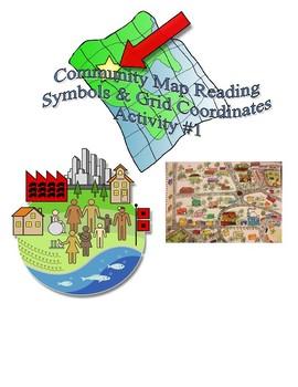 Community Map Reading Activity #1